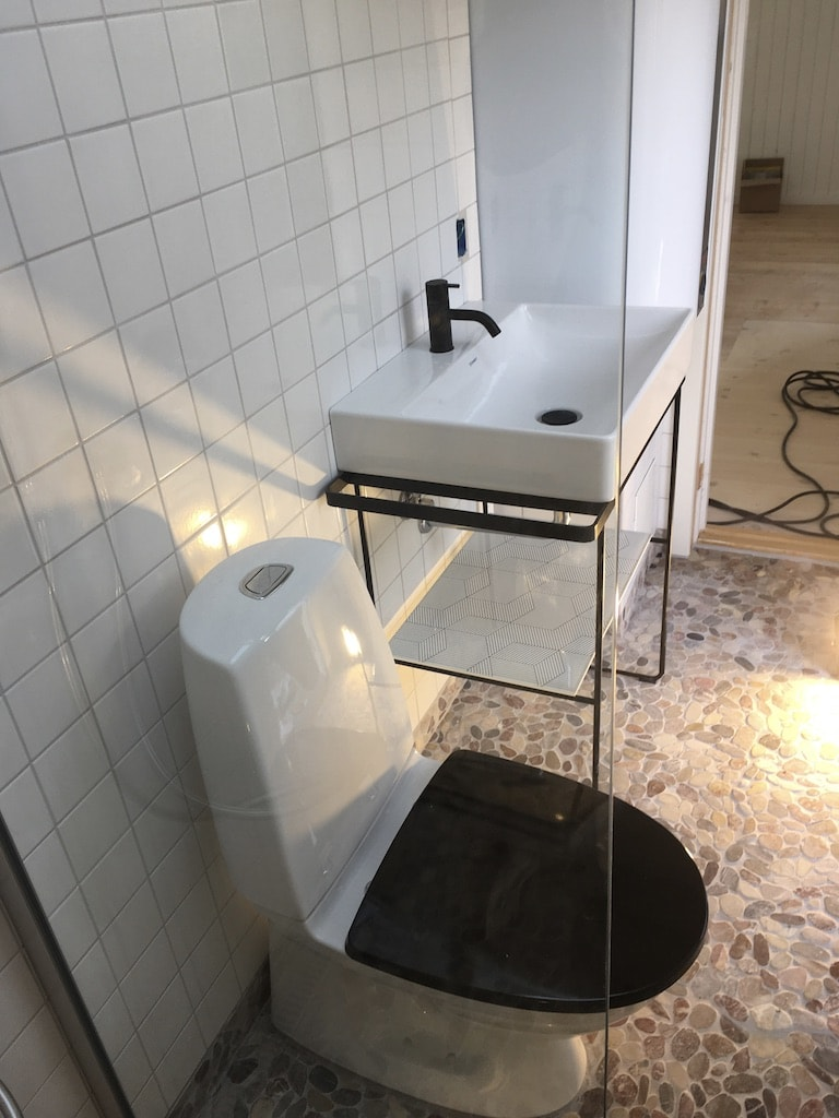 Tømrer Steen badeværelse 3
