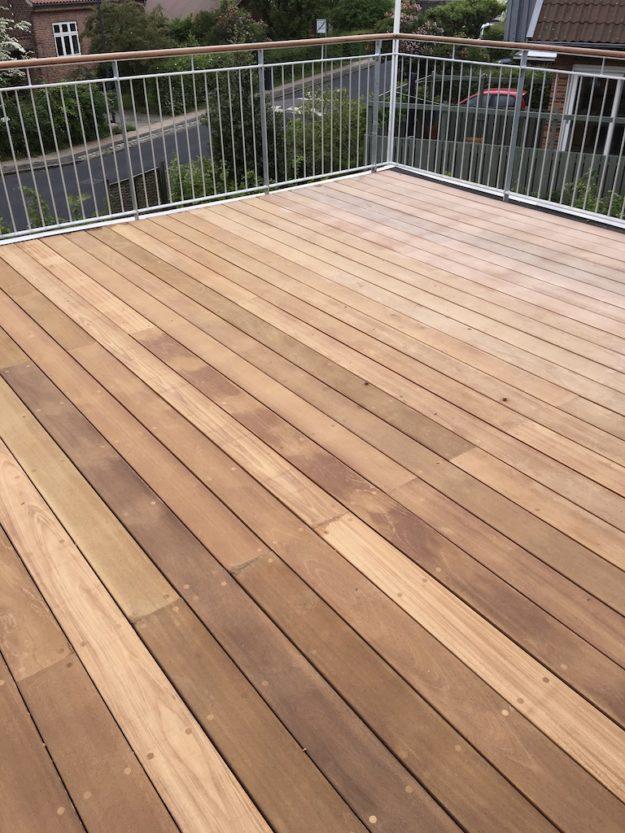 Ny terrasse - Steen Mathiesen Tømrer 03