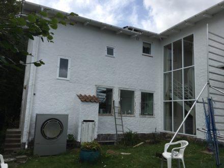 Renovering af facade – Steen Mathiesen Tømrer 02